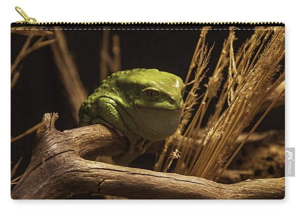 Waxy Monkey Tree Frog Carry-all Pouch