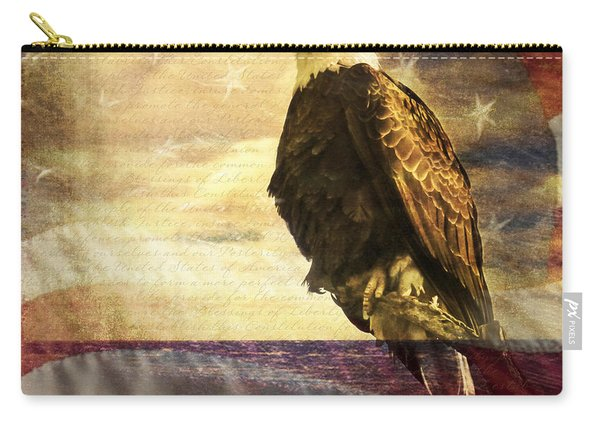 We The People Carry-all Pouch