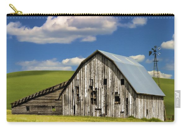Weathered Barn Palouse Carry-all Pouch