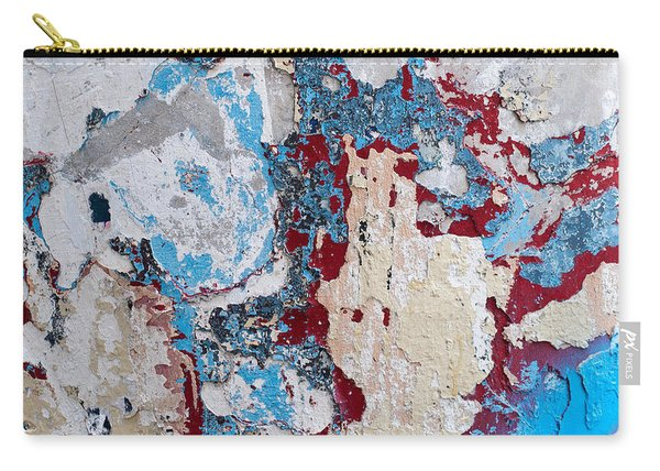 Weathered Wall 02 Carry-all Pouch