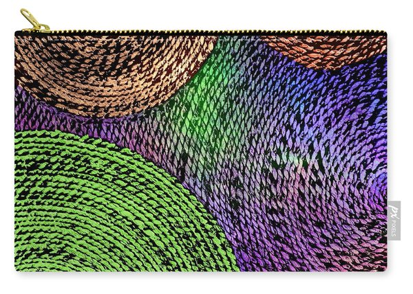 Weaving Universe Carry-all Pouch