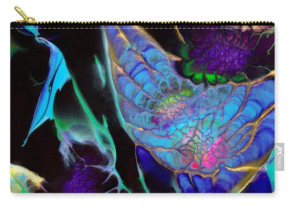 Webbed Galaxy Carry-all Pouch