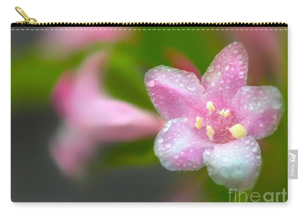 Weigela In Spring Carry-all Pouch