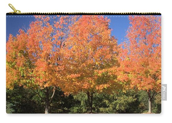 Welcome Autumn Carry-all Pouch