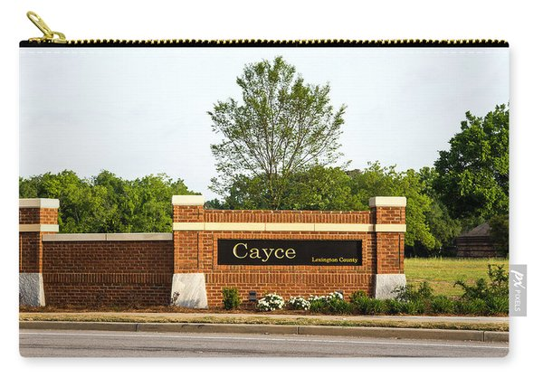 Welcome To Cayce Carry-all Pouch