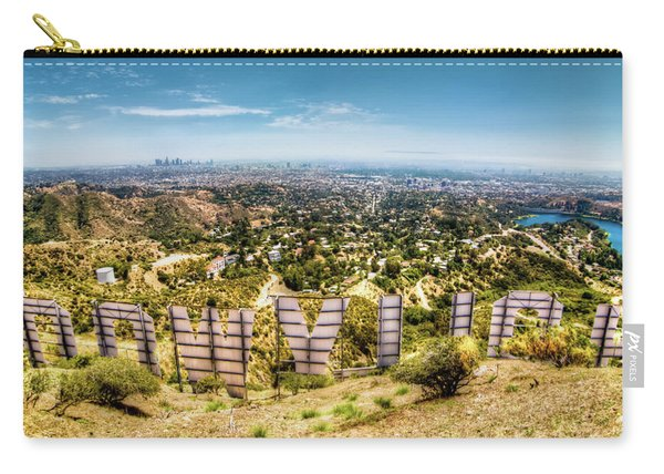 Welcome To Hollywood Carry-all Pouch