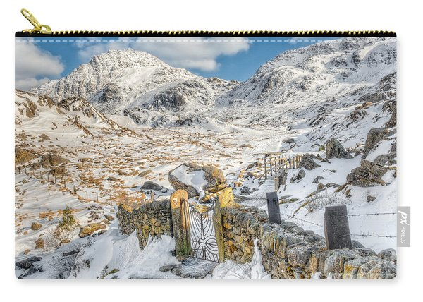 Welsh Gate  Carry-all Pouch