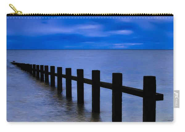 Welsh Seascape Carry-all Pouch