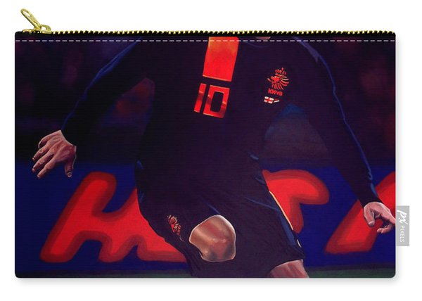 Wesley Sneijder  Carry-all Pouch