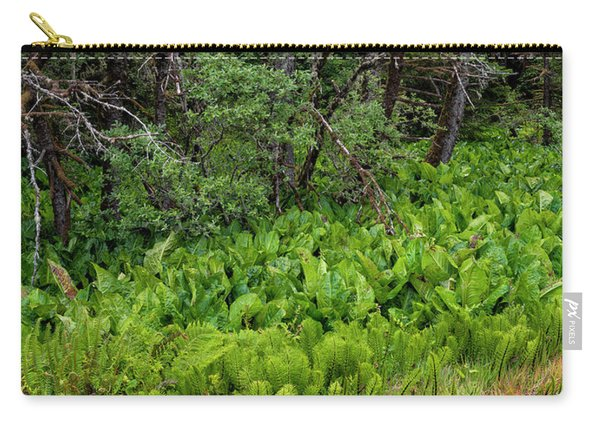 Western Skunk Cabbages Lysichiton Carry-all Pouch