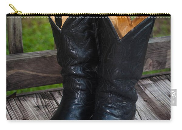 Western Wear Carry-all Pouch