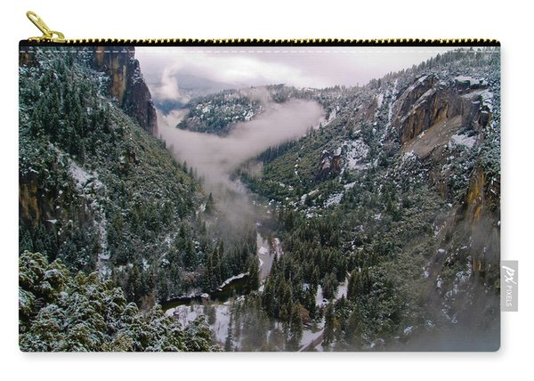 Western Yosemite Valley Carry-all Pouch