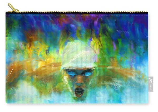 Wet And Wild Carry-all Pouch