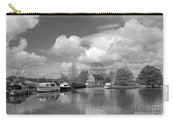 Wey Canal Ripley Surrey Carry-all Pouch