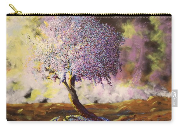 What Dreams May Come Spirit Tree Carry-all Pouch