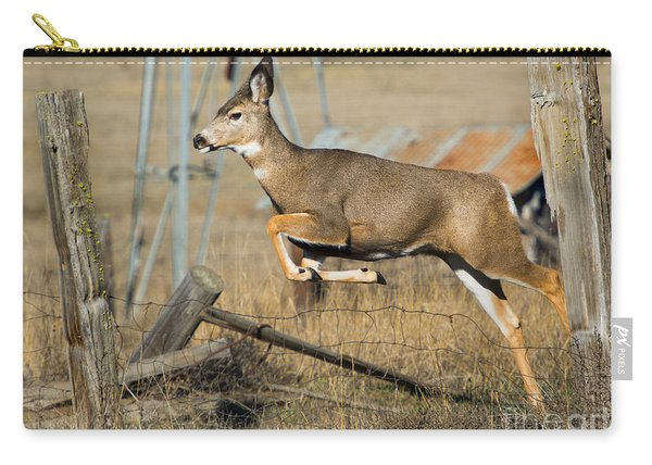 What Fence Carry-all Pouch