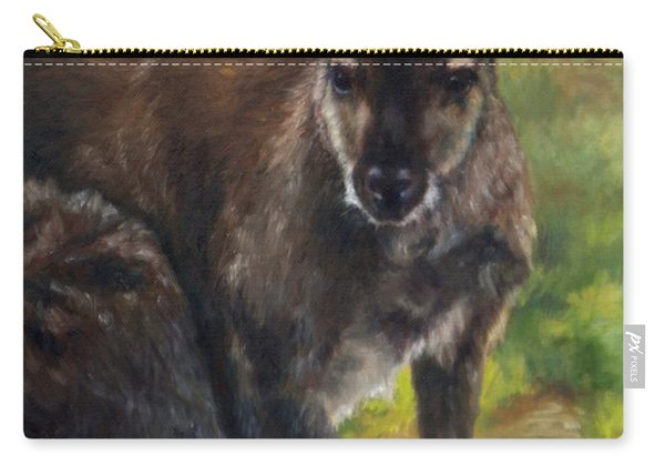 What'ch Ya Doin' Carry-all Pouch