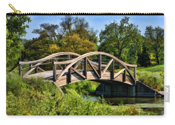 Wheaton Northside Park Bridge Carry-all Pouch