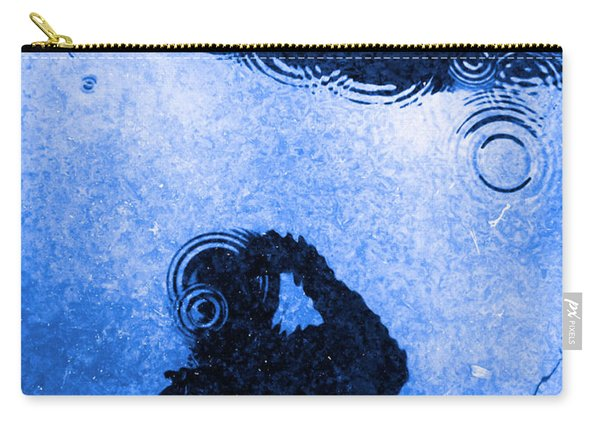 When The Rain Comes Carry-all Pouch