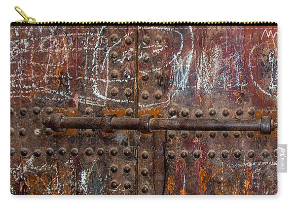 Marrakech Door Carry-all Pouch