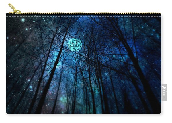 Where The Faeries Meet Carry-all Pouch