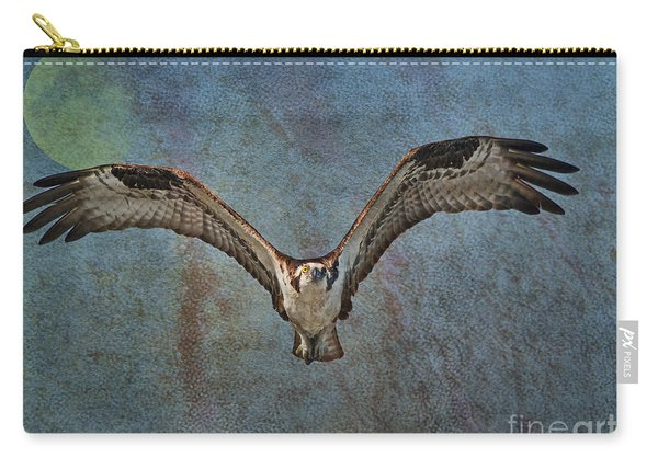 Whispering To The Moon Carry-all Pouch
