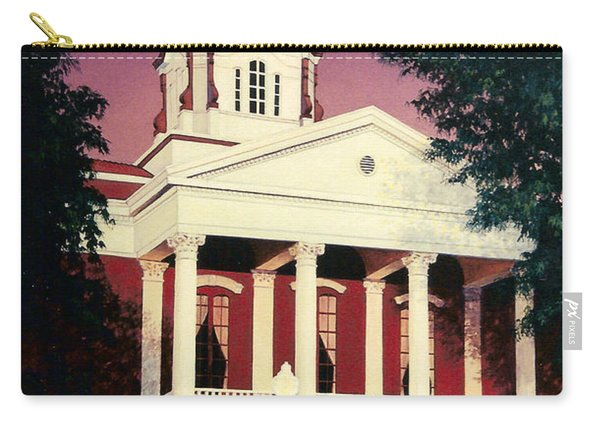 White County Courthouse Carry-all Pouch