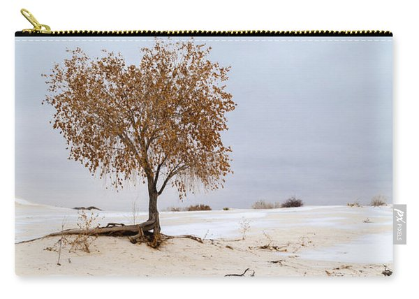White Sands Lone Tree Carry-all Pouch