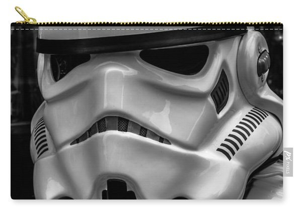 White Stormtrooper Carry-all Pouch