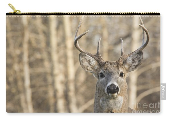 White-tailed Buck Carry-all Pouch