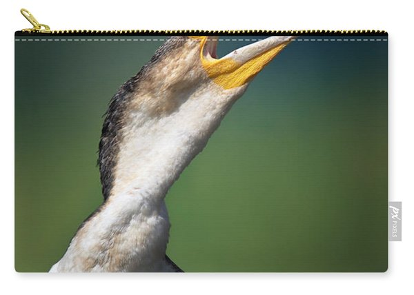 Whitebreasted Cormorant Carry-all Pouch