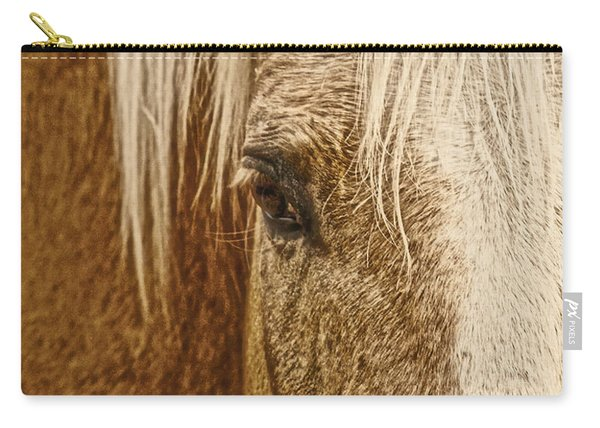 Wickenburg's Palomino Gold Carry-all Pouch