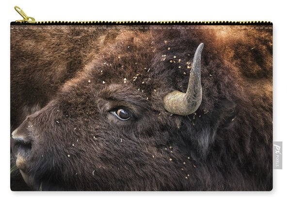 Wild Eye - Bison - Yellowstone Carry-all Pouch
