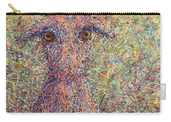 Wild Goat Carry-all Pouch