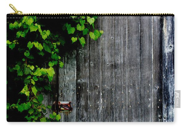 Wild Grape Vine Door Carry-all Pouch