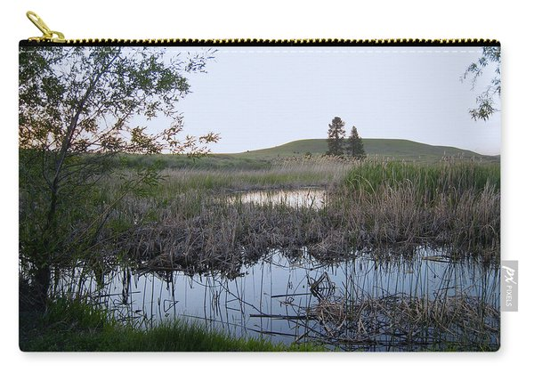 Wild Wetland Carry-all Pouch