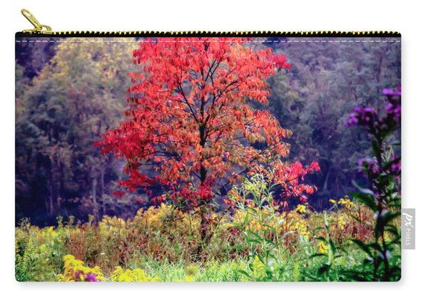 Wildwood Flowers Carry-all Pouch