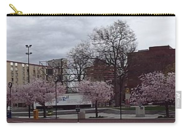 Wilkes-barre In Bloom Carry-all Pouch