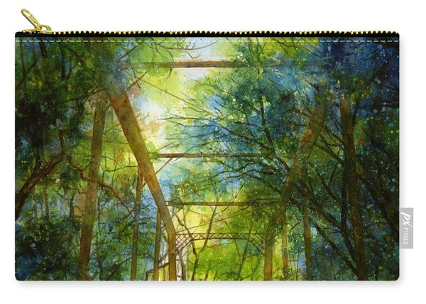 Willow Springs Road Bridge Carry-all Pouch
