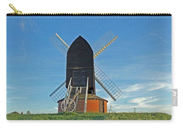Windmill At Brill Carry-all Pouch