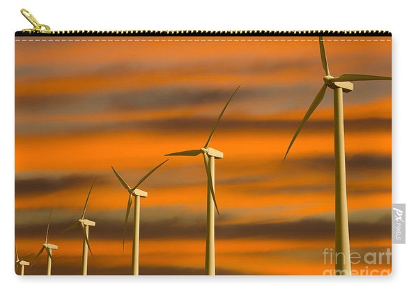 Windmill Farm Carry-all Pouch