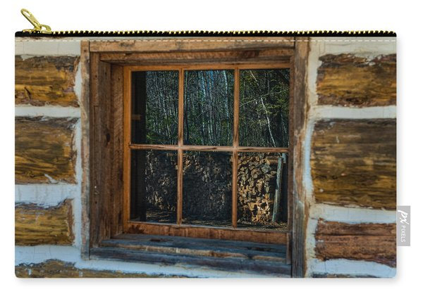 Window Reflection Carry-all Pouch