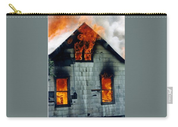 Windows Aflame Carry-all Pouch