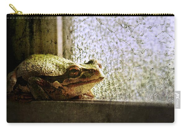 Windowsill Visitor Carry-all Pouch