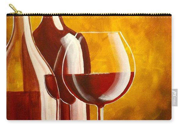 Wine Not Carry-all Pouch