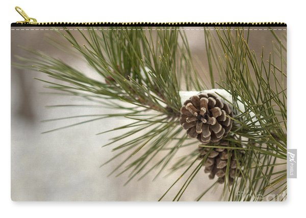 Winter Interlude Carry-all Pouch