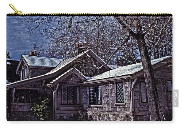 Winter Lodge Carry-all Pouch