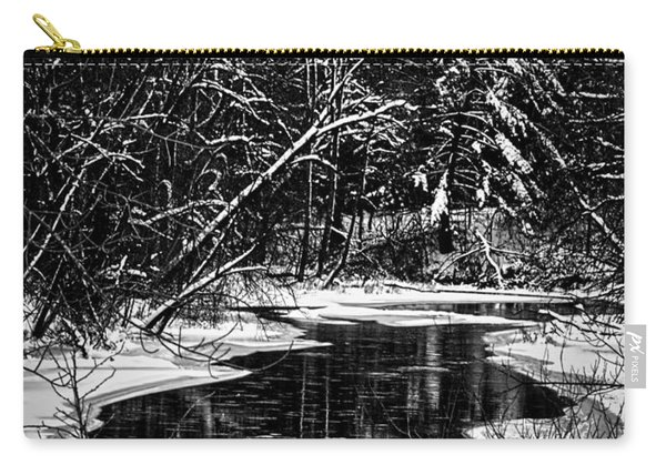 Winter Solitude Carry-all Pouch
