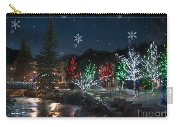 Winter Solstice 2014 Carry-all Pouch