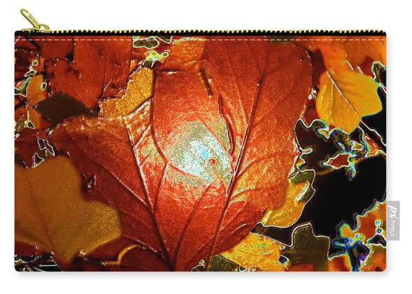 winters autumn in Pasadena Carry-all Pouch